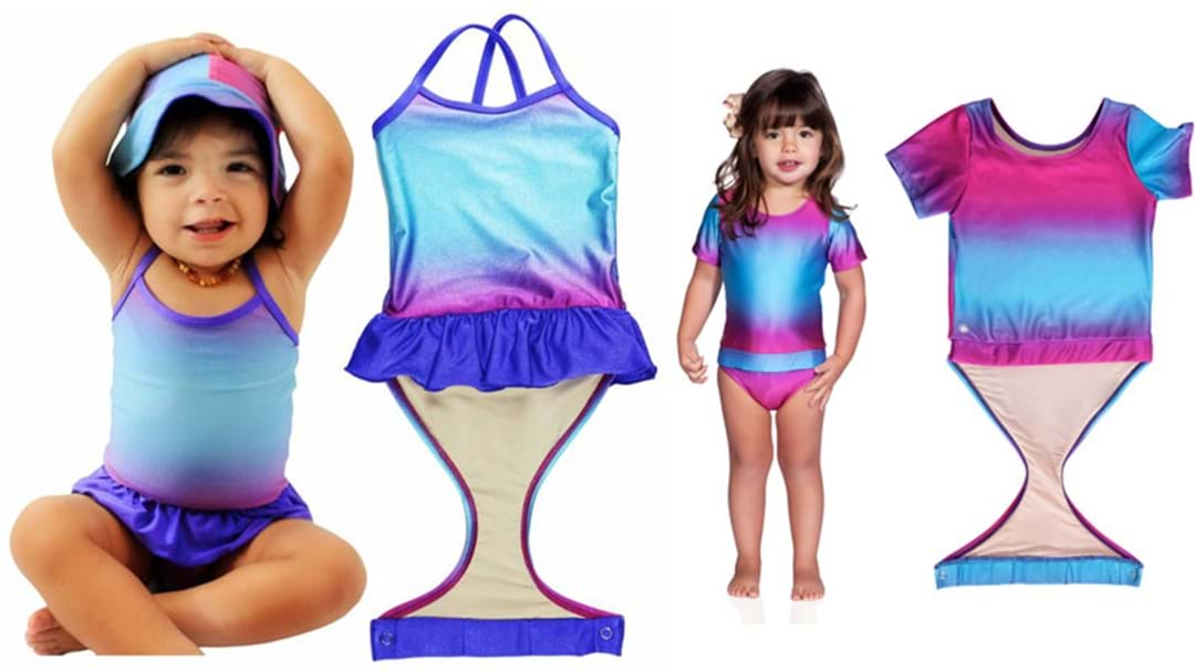 These Swimmers For Babies Are A Game Changer!
