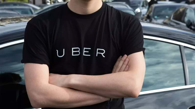 Uber Drivers Take Part In Strike Action Across Aus This Morning
