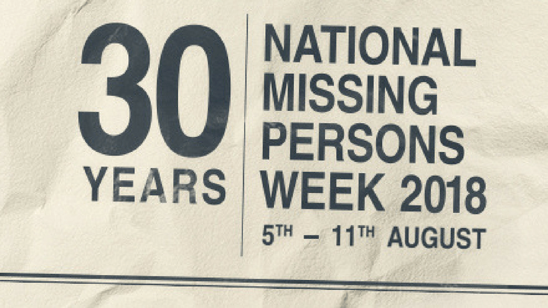 Article heading image for Missing Person's Week Reminding Us Of Missing Border Locals