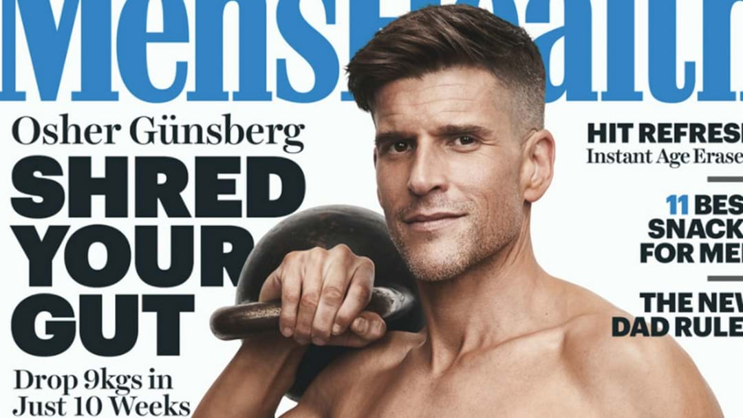 Feast Your Eyes On Bachie Host Osher Günsberg's Six Pack