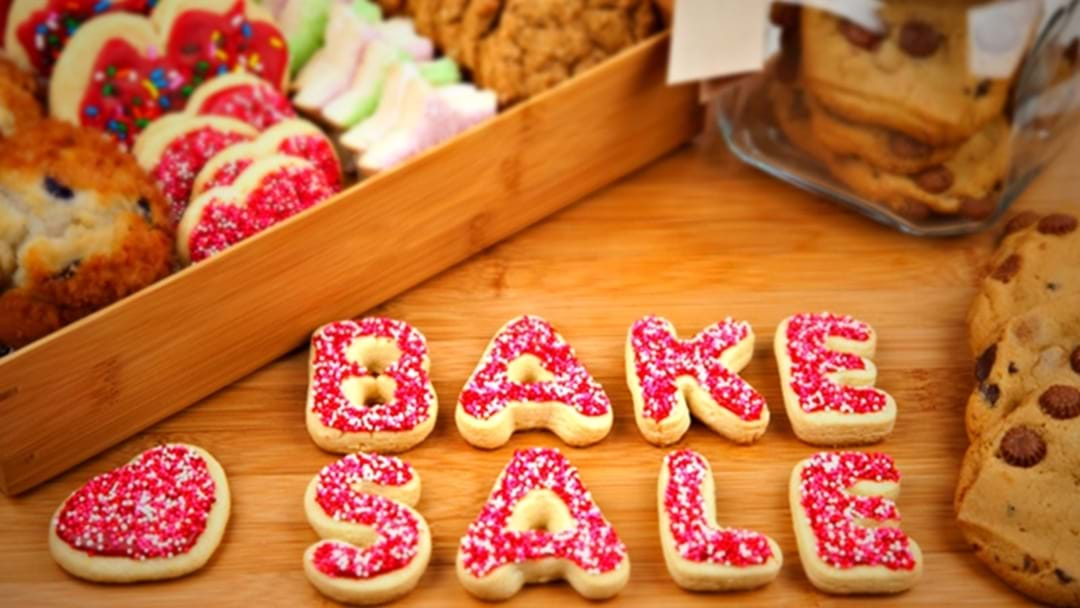 Base Services Bake Sale