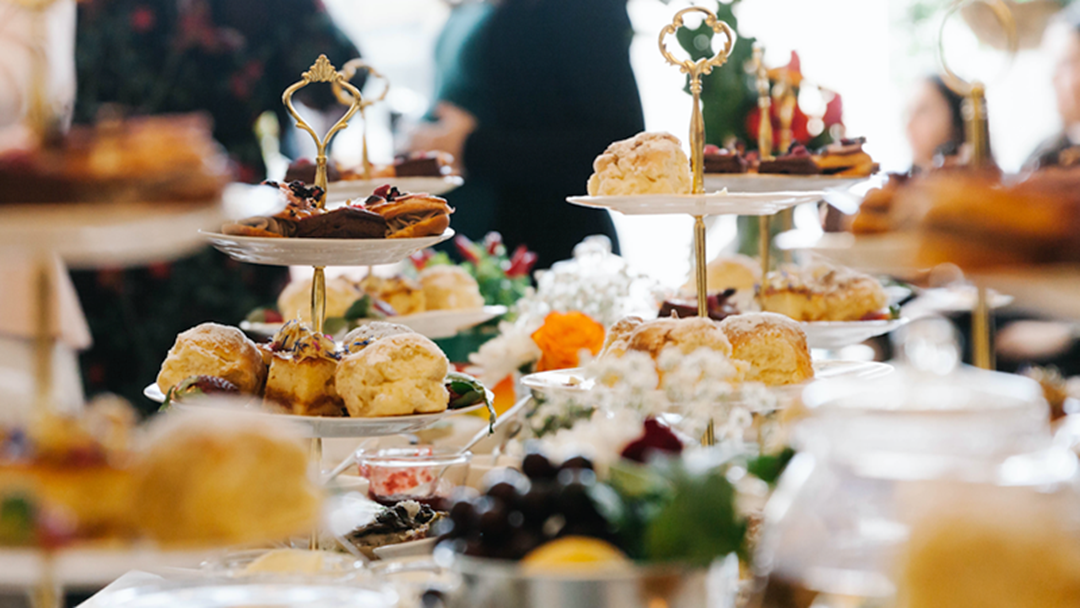 Melbourne Is Getting A Gin High Tea & Suddenly Nothing Else Matters