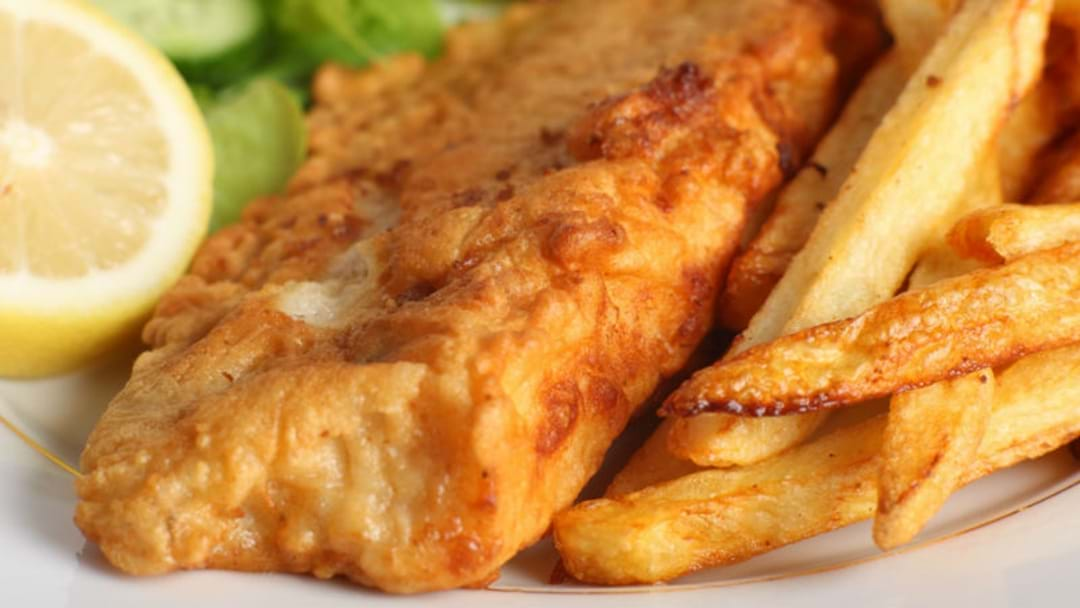 WHERE SELLS THE BEST FISH AND CHIPS IN CANBERRA?