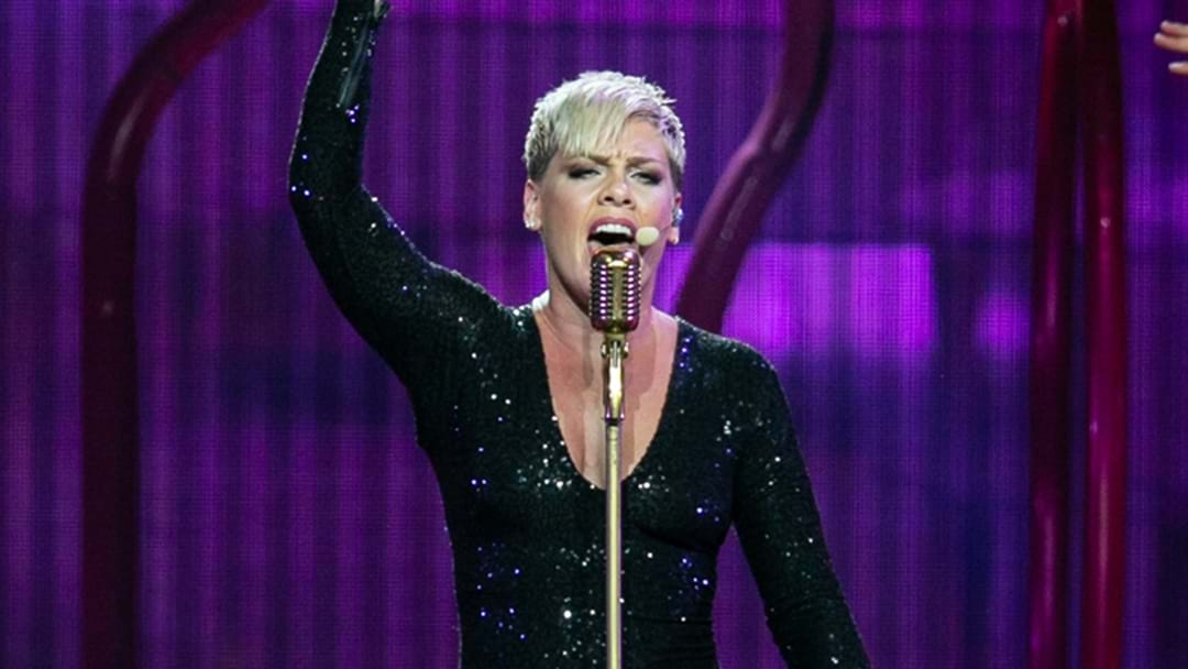 Here Are The Rescheduled Dates For P!NK's Postponed Sydney Shows!