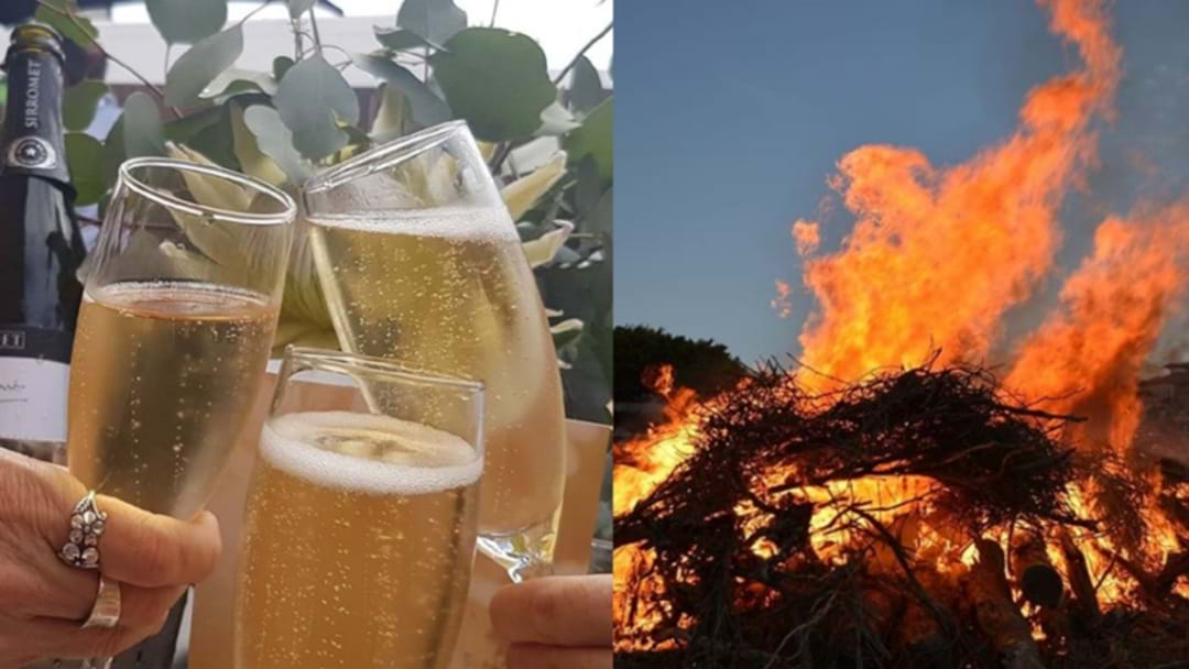 The Burning Of The Vines Festival Is On This Weekend At Sirromet!