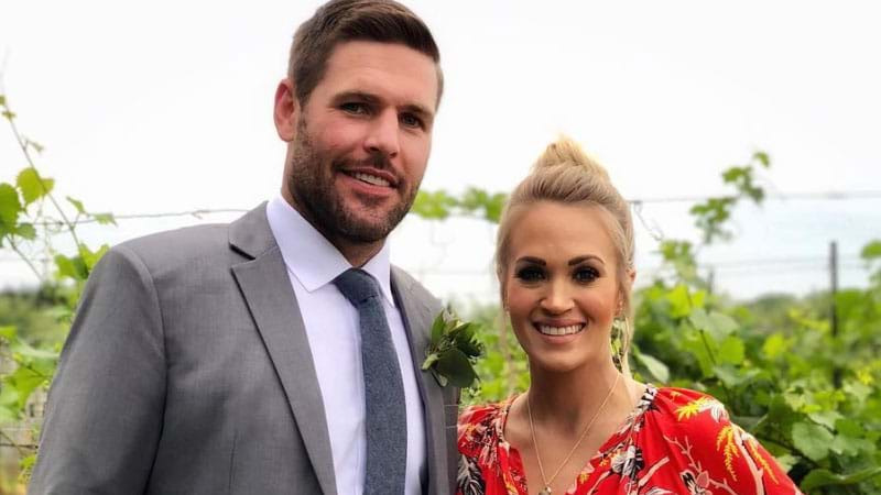 Article heading image for Carrie Underwood & Mike Fisher Announce They Are Expecting Baby No.2!