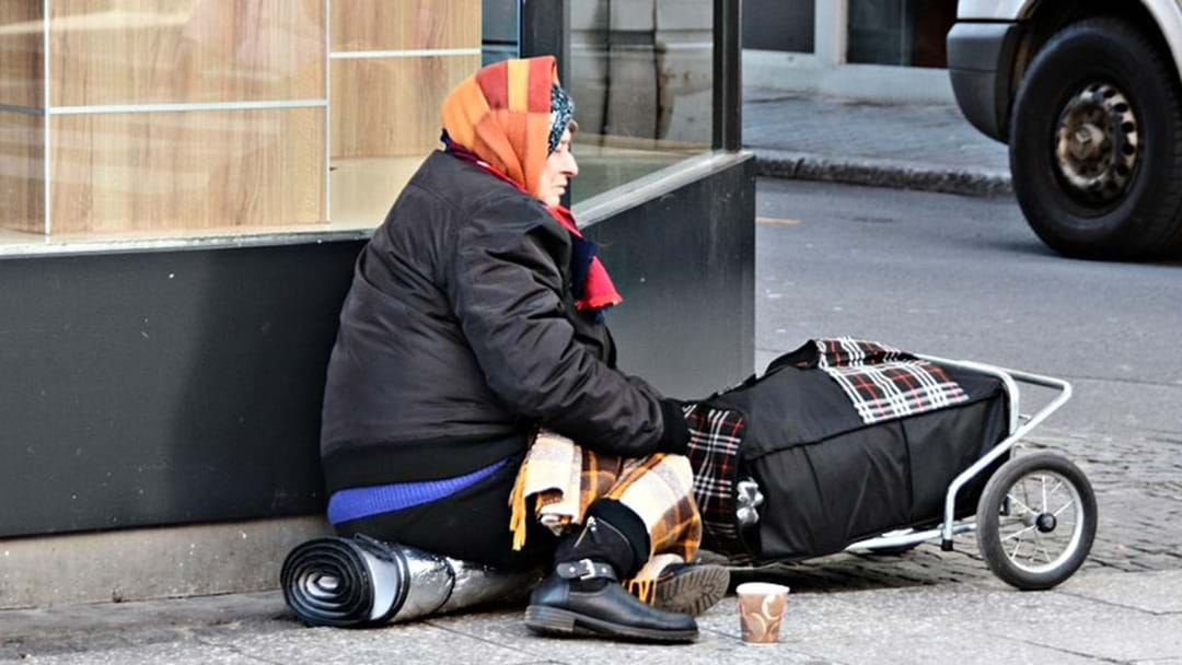 What It's Actually Like Being Homeless In Adelaide In The 'Cashless Age'