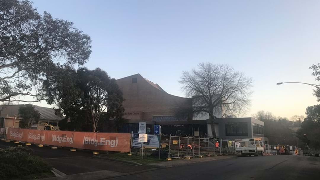 Upgrades At West Gippsland Arts Centre Due To Finish October 31