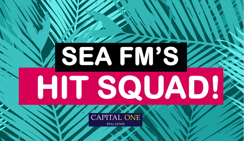 Article heading image for The Sea FM HIT Squad