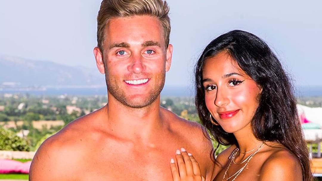 Love Island's Josh Just Officially Asked Amelia To Be His Girlfriend!