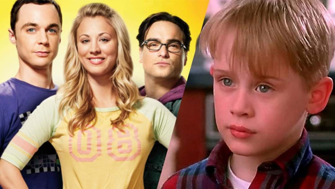 Macaulay Culkin Turned Down The LEAD Role In Big Bang Theory