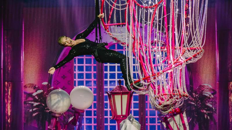 Article heading image for SO WHAT! P!NK Proves She's Still A Rock Star After Slaying Sydney