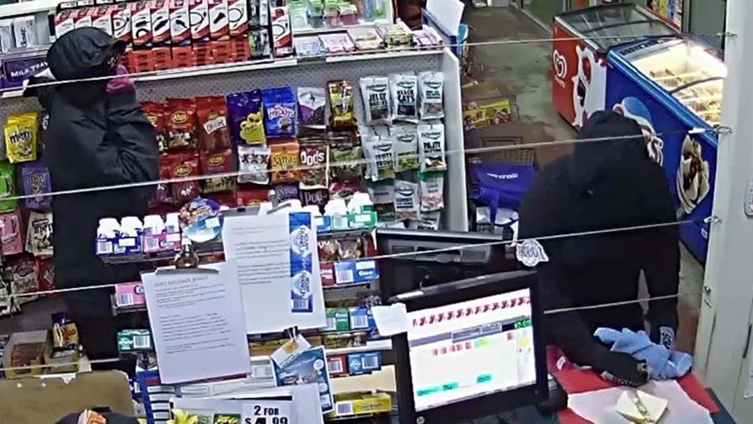 Police Investigate Armed Robbery in  Kingaroy Last Night