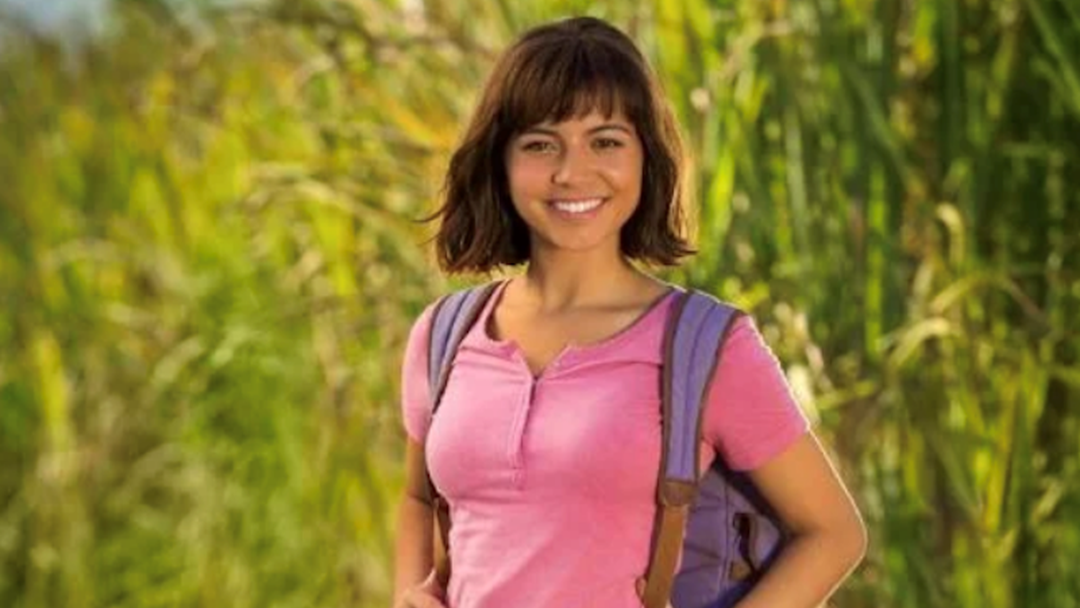 The FIRST Look At The 'Dora The Explorer' Live-Action Movie Has Us Excited!