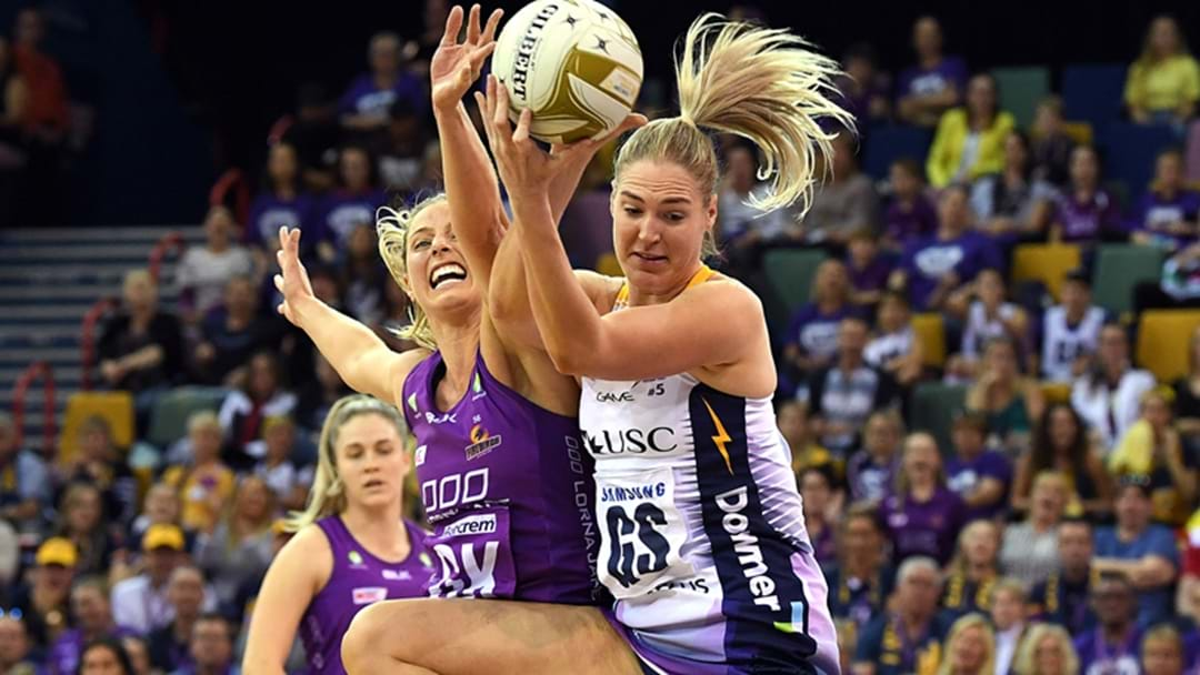The Worst Position In Netball Seems To Have Been Figured Out