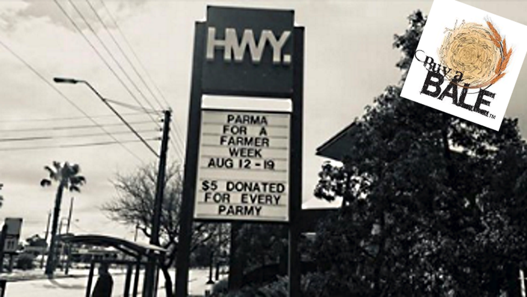 Adelaide Venues Getting Behind Parma For A Farmer