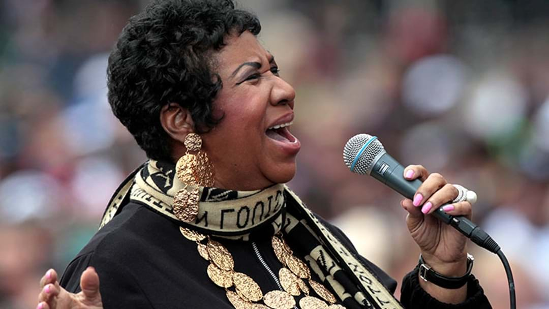 "Queen Of Soul Aretha Franklin Said To Be ""Gravely Ill"" And Surrounded By Loved Ones"