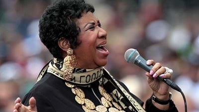 Aretha Franklin Passes Away