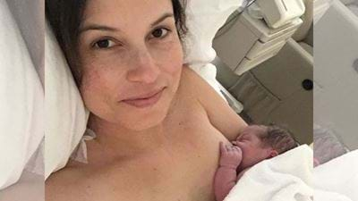 Missy Higgins Welcome's Daughter!