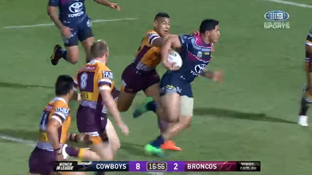 Jason Taumalolo Not Playing This Weekend Basically Because He's A Huge Unit