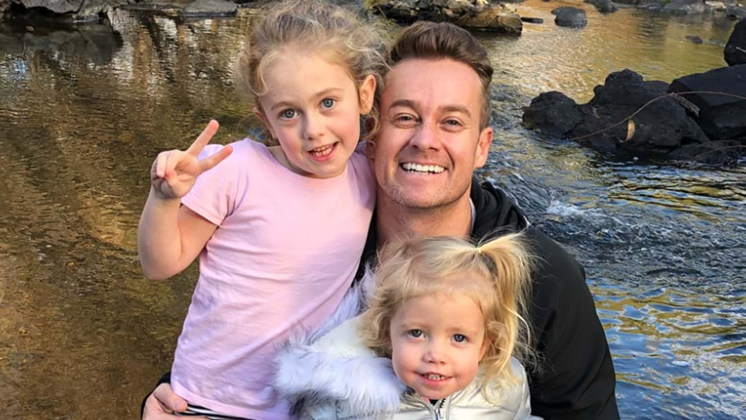Grant Denyer's Kids Have Started Swearing And It's Hilarious