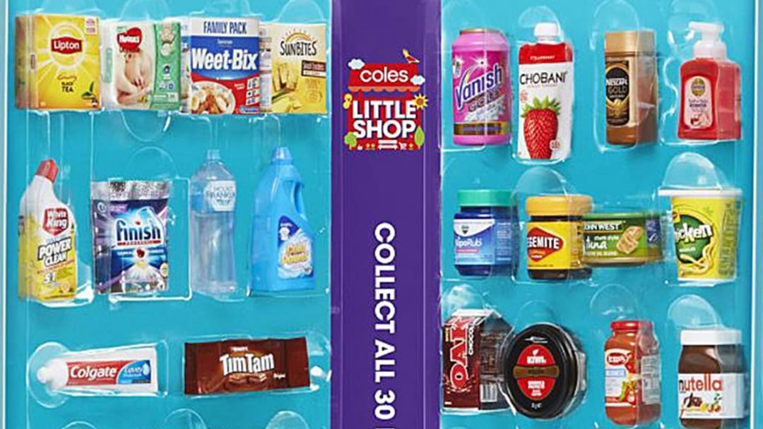 Coles To Hold Second Little Shop Swap & Things Are Going To Get Heated!