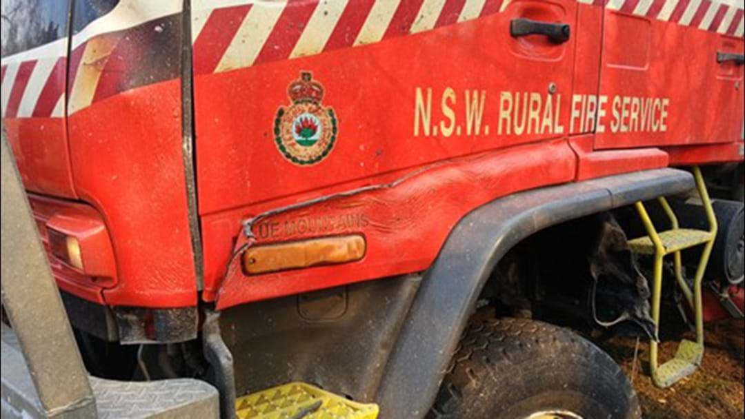 Three Teenagers Charged With Lighting Blue Mountains Fire