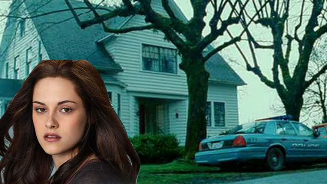 Bella's 'Twilight' Home Is Up For Sale & It's Love At First Bite