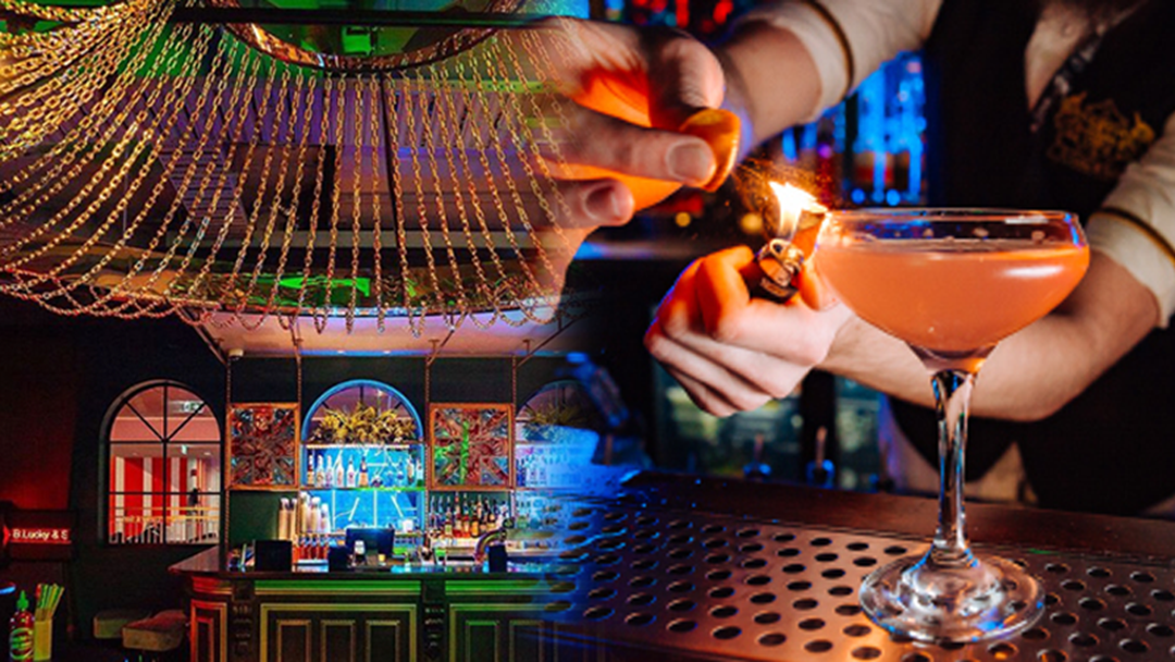 An Adults-Only Arcade Has Opened In Melbourne & They Have MARIO KART!