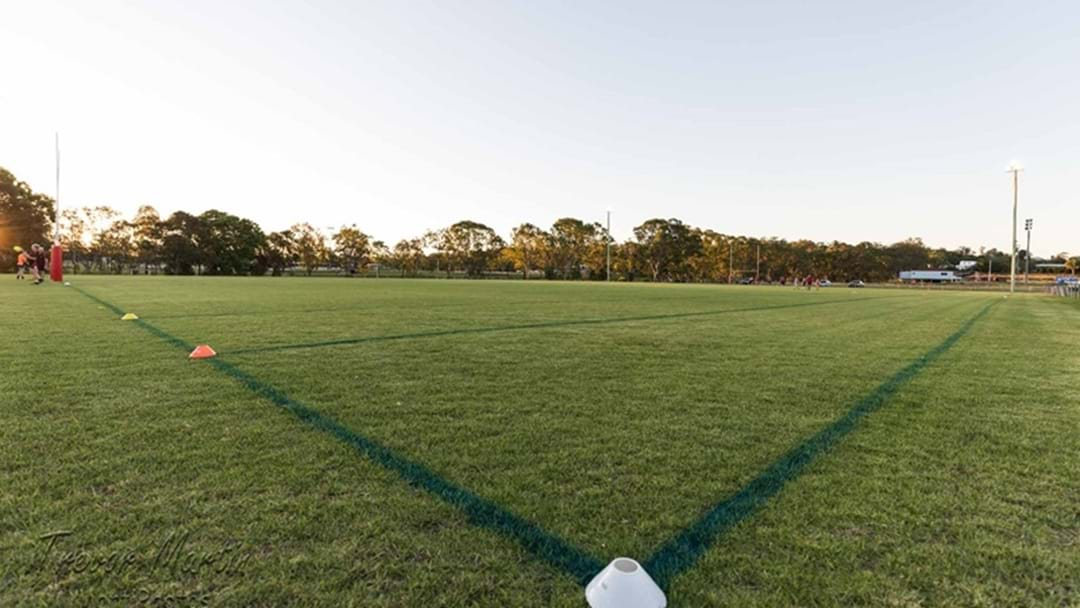 Warwick Football Field Returns Positive Traces of Asbestos