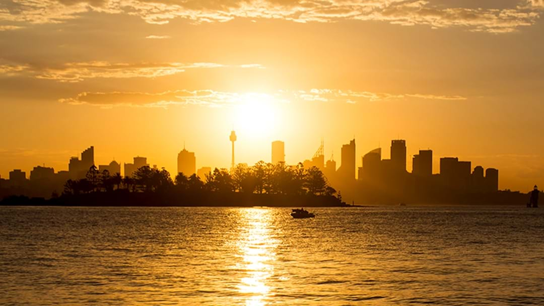 Today's Weather Update: Sydney Set To Scorch As Kids Go Back To School