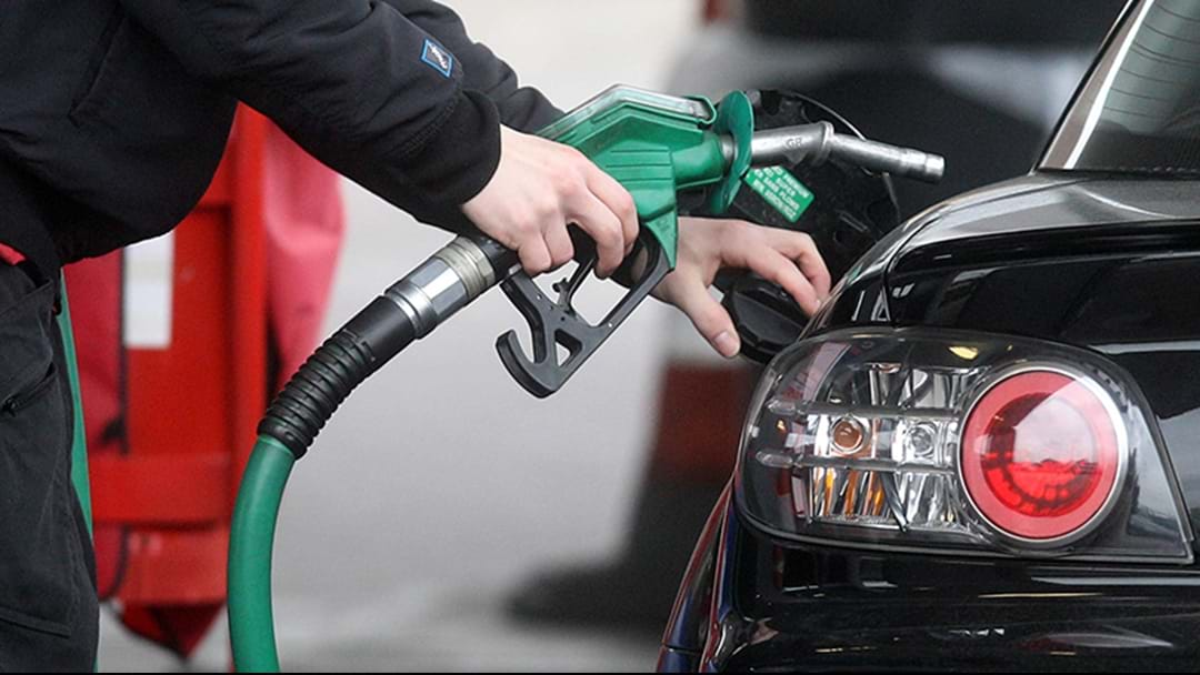 Petrol Prices Have Hit  A Four Year High So Maybe Start Taking The Bus