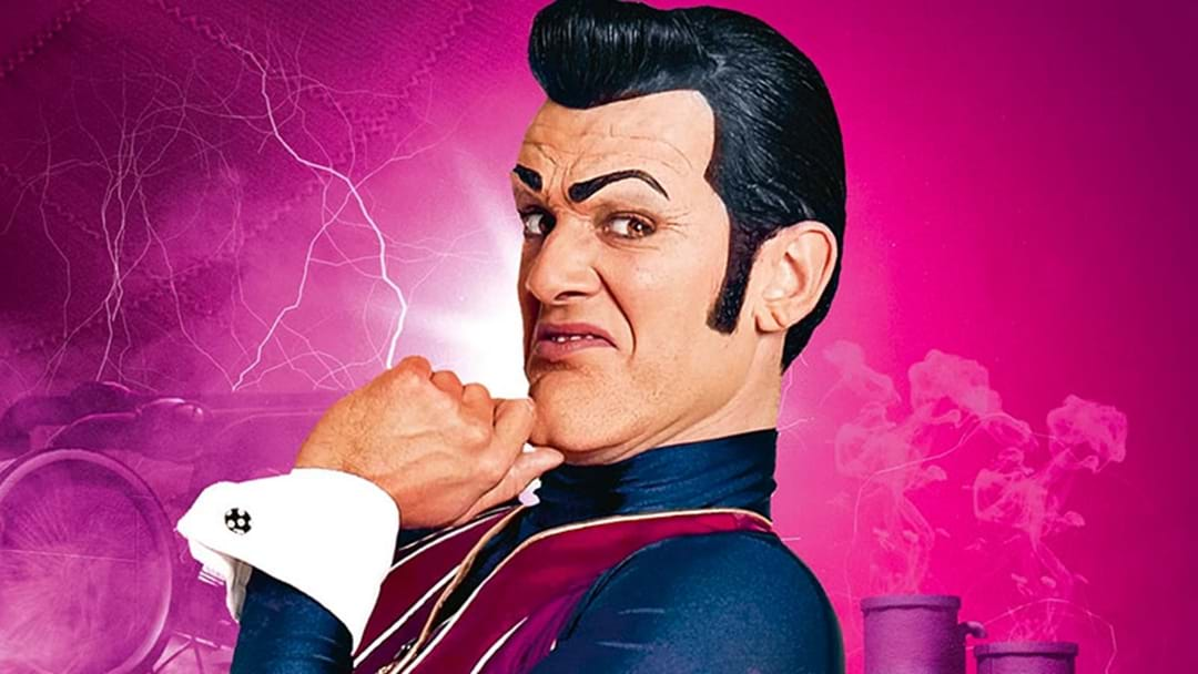 The Actor Who Played 'Robbie Rotten' On LazyTown Has Died