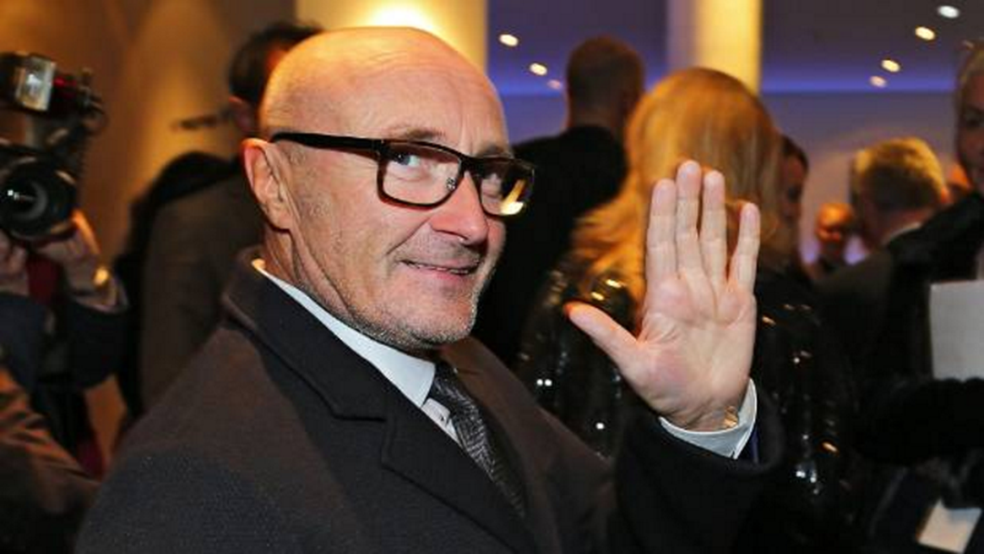 Phil Collins Headed Back To Australia