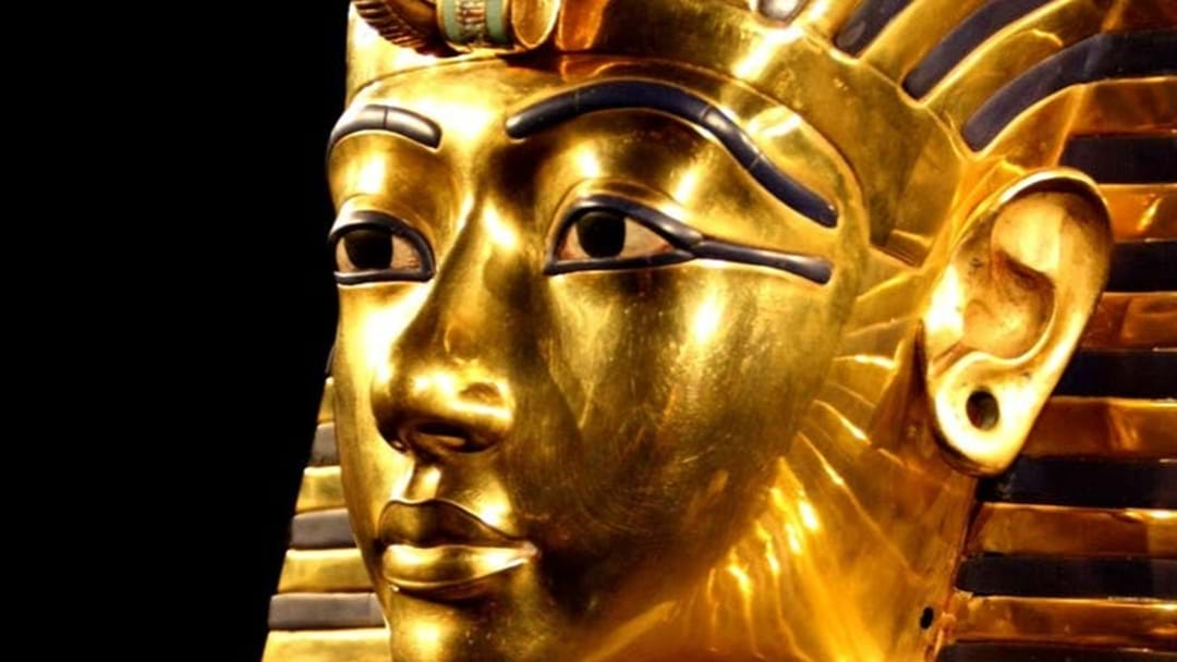 Sydney To Host World's Largest King Tut Exhibition Outside Of Egypt