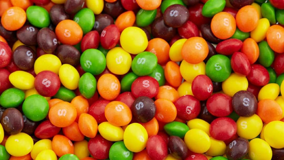 Do All Skittles Taste The Same? We Put Tim To The Test!