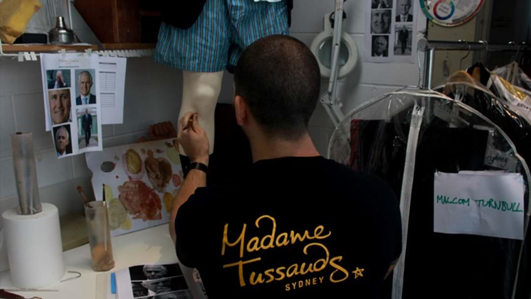 Madame Tussauds Stops Work On Malcolm Turnbull Wax Figure