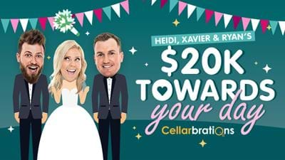 Celebrate Your Wedding Day with $20K!