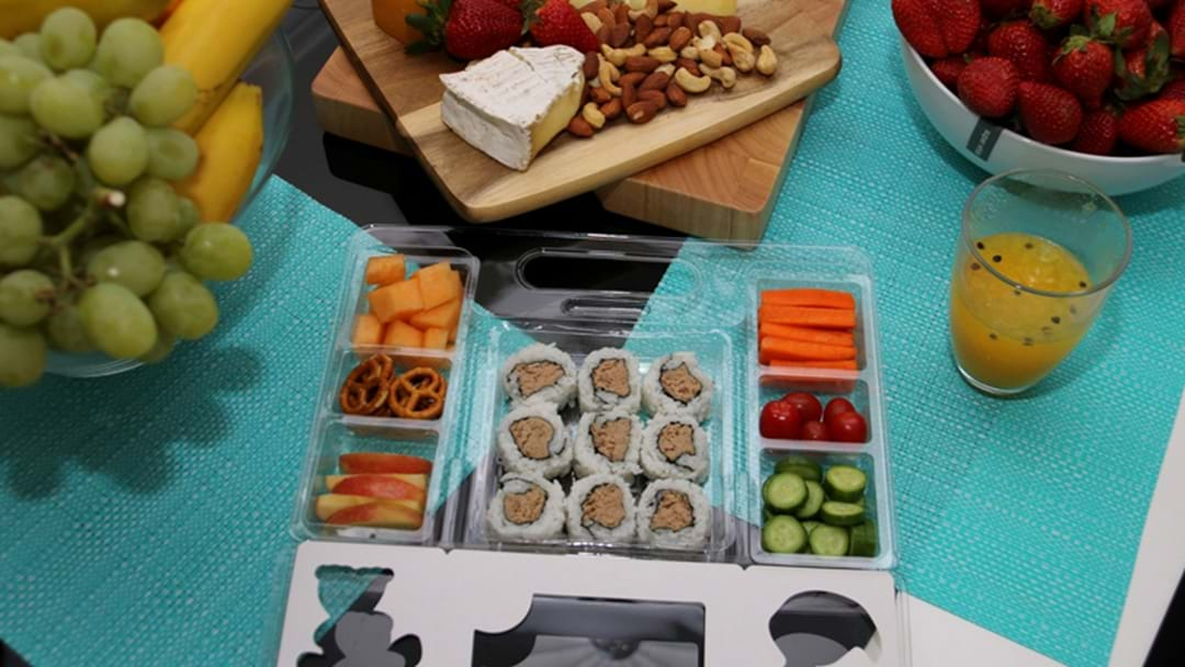 Pre-Packed School Lunch Boxes Are All The Rage In Sydney Right Now