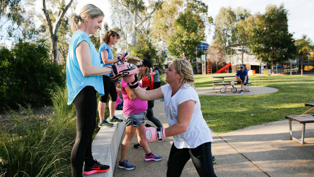 Greater Shepparton's Activities In The Park Program Officially Launched