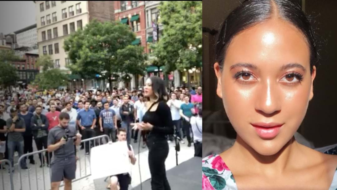 Woman Who Tricked 200 Men Into Mass Tinder Date Explains Exactly Why She Did It