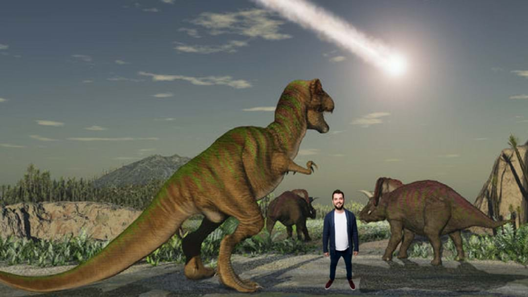 Bodge Has Discovered Who Killed The Dinosaurs