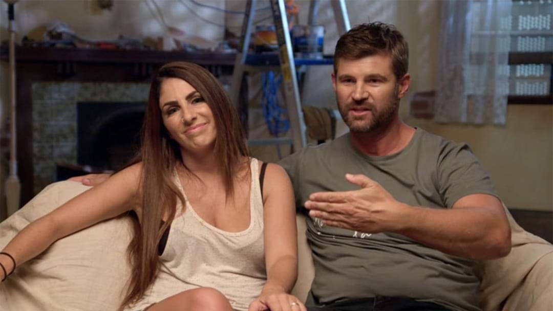 Hayden & Sara Respond To 'The Block' Judges Saying They Cannot Take Feedback