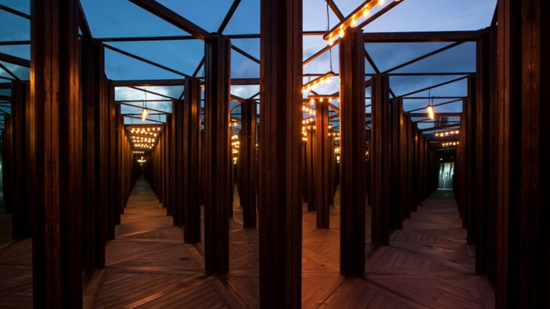There's An Amazing Mirror Maze Opening In Brisbane Next Month!