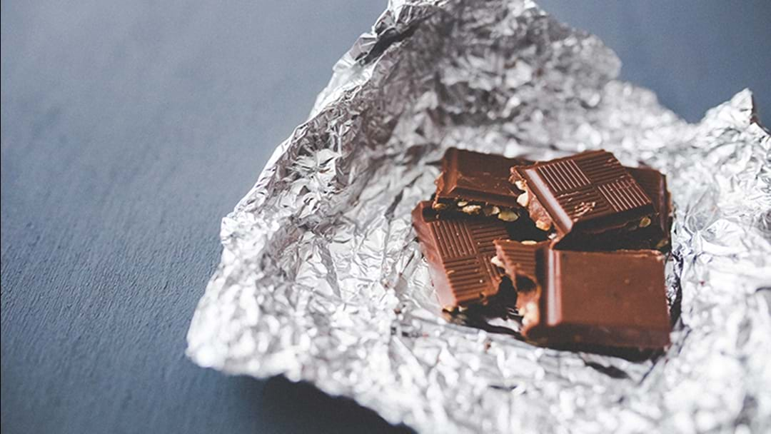 New Study Finds Eating Chocolate Makes You Healthier!