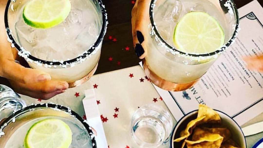 Clear The Calendar: This Bottomless Brunch & Mexican Banquet WILL Change Your Life