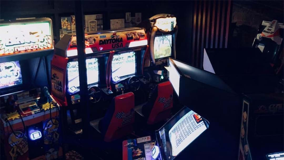 Perth's Very First Arcade Bar Is Opening This Weekend!