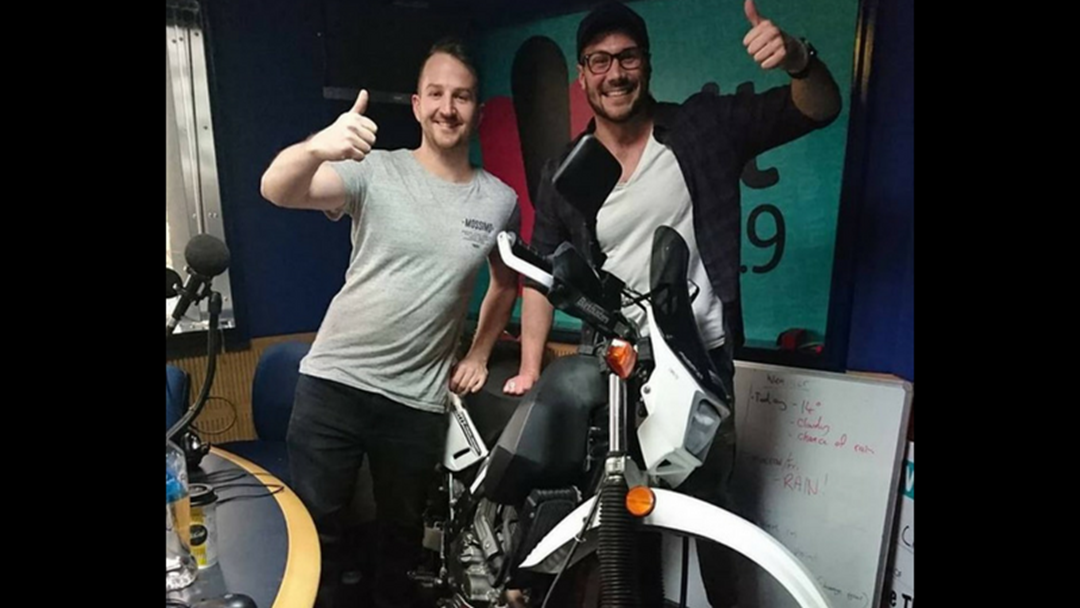 Ged & Brendan To Ride Dirt Bikes From Rutherglen To QLD For BeyondBlue!