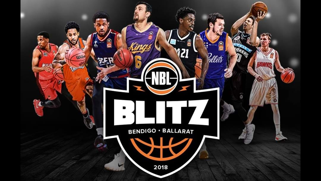 NBL Blitz Is Coming To Bendigo!