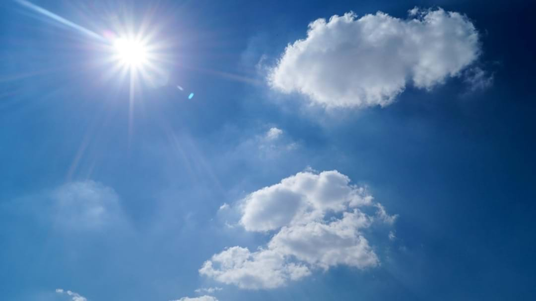 Warm, Dry Spring On The Way